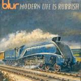 Blur-Modern Life Is Rubbish