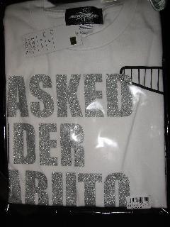 カブトTシャツ白