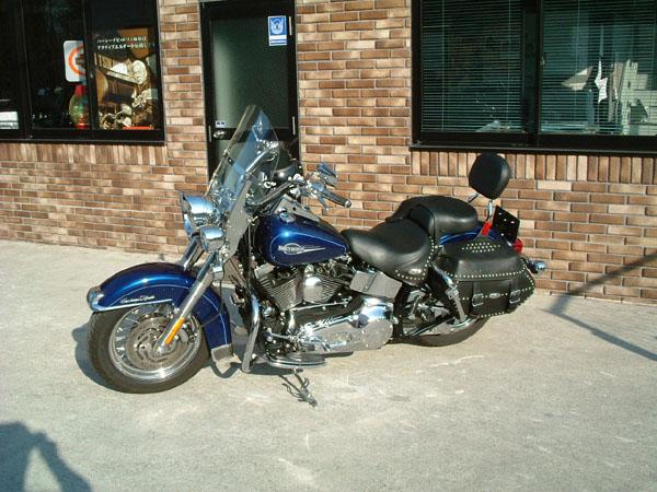 My Harley '06 FLSTC