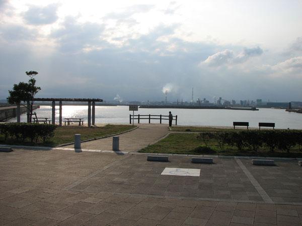 いわき三崎公園。