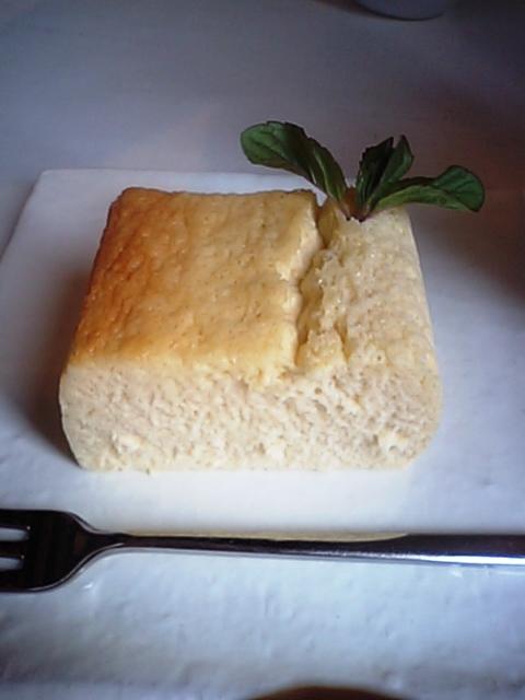 チーズケーキのフロマージュ。
