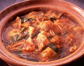 キムチ鍋★