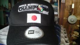 ワールド野球記念帽子