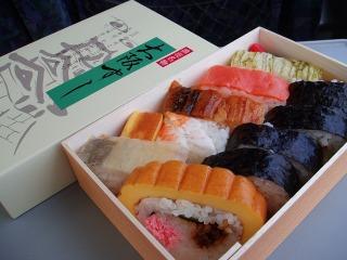 浪花名物 大阪すし