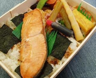 おふくろの味 上野弁当 02