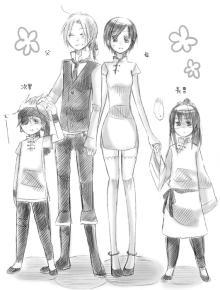 4人 家族2
