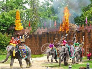 プーケット タイ バンコク 観光ツアー オプショナル
