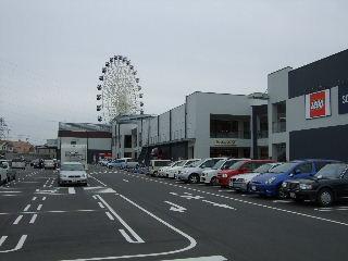 三井アウトレットパーク仙台港