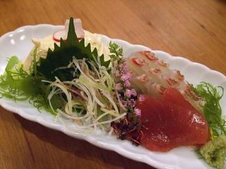 大黒屋 夕食 (4)