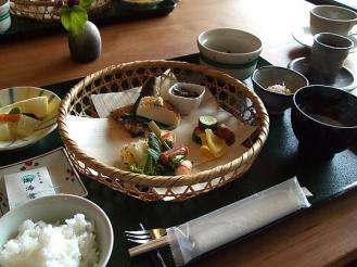 大黒屋 朝食 (1)
