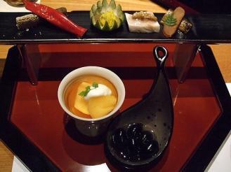 別邸回 夕食 (2)