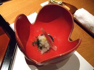 別邸回 夕食 (3)