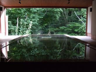 明神館 お風呂 (1)
