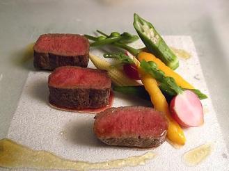 明神館 夕食11