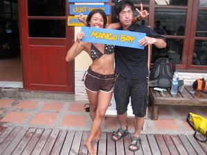 タオ島 体験ダイビング