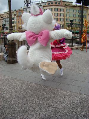 マリー プリマ ジャンプ!