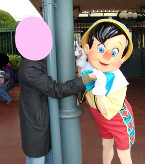 ピノキオ エント 2ショ