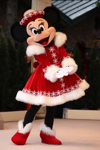 ミニー クリスマスグリ 腕つん