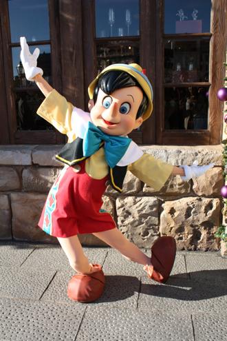 ピノキオ メディテ ピノポーズ