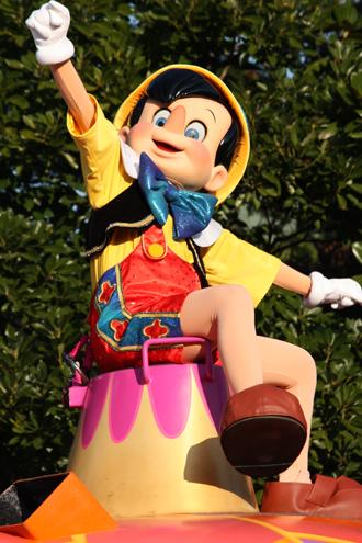 ピノキオ ジュビ おー
