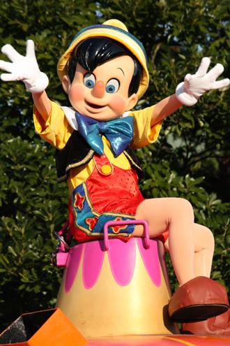 ピノキオ ジュビ わー