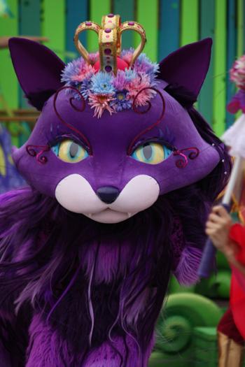 紫ねこ プリマ09