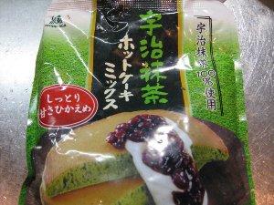 抹茶ホットケーキミックス