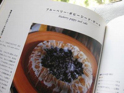 これがブルーベリーケーキ