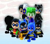 Hot Toys Batman Cosbaby Figure Set of 8