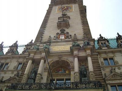 ハンブルク市庁舎3