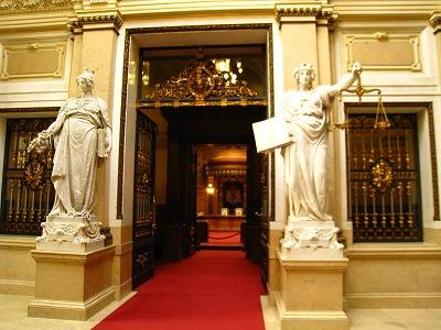ハンブルク市庁舎10