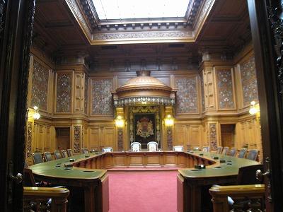 ハンブルク市庁舎11
