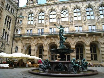 ハンブルク市庁舎13