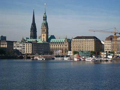 ハンブルク市庁舎14