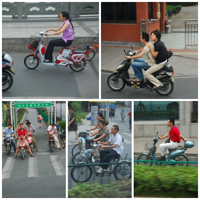 commute in Hangzhou
