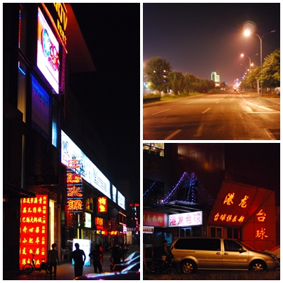 Beijing night