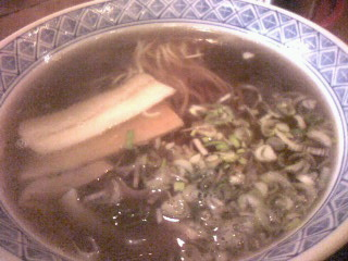 ラーメン竜太麺ラーメン400円