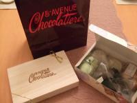 チョコと和菓子