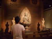 仏壇と主人