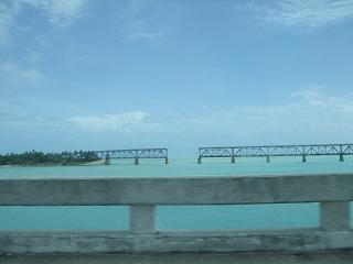 切れめのある橋