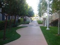 お家の通路