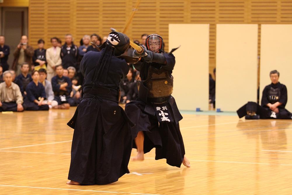剣道範士八段 小高終八郎先生(登別)