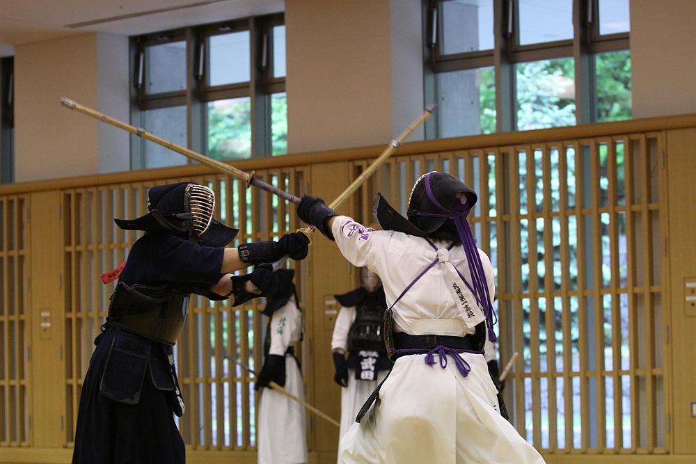 女子剣道段別大会より