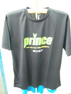 prince Tシャツプレゼントキャンペーン中!!