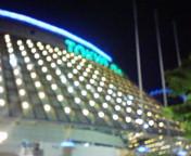 夜のドーム