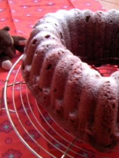 生チョコケーキ オープンハートアップ