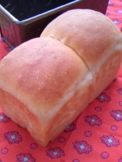 丹沢酵母 中ミニ食パン 全体