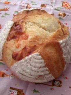 チーズカンパーニュ 全体