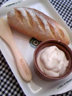 プチ酵母でフランス &クリーム