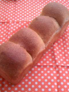 小麦胚芽 パウンド型食パン